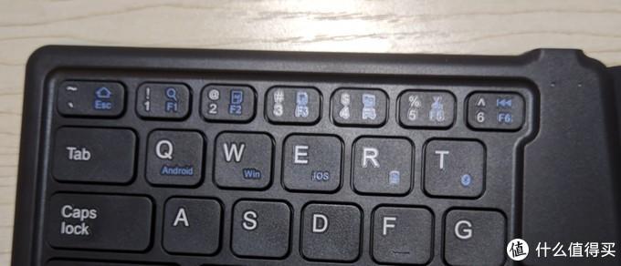 花开两朵,各表一枝--航世 B.O.W HB188S 便携蓝牙折叠键盘