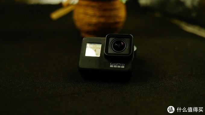 hello 到手的狗肉能飞吗:GoPro HERO7 Black黑色 运动相机摄像机