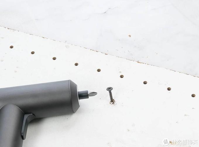 性能到底如何?专业数据化评测米家电动螺丝刀