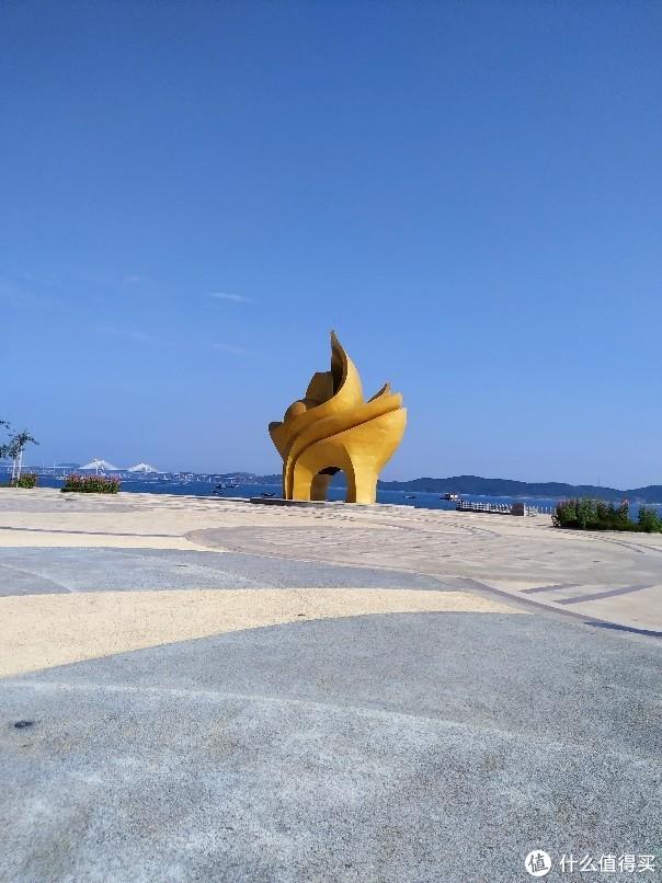黄金海岸雕塑