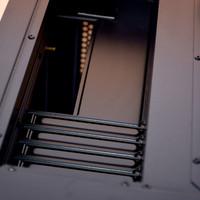 鑫谷开元K1机箱开箱细节(出风口|电源风口|接口)