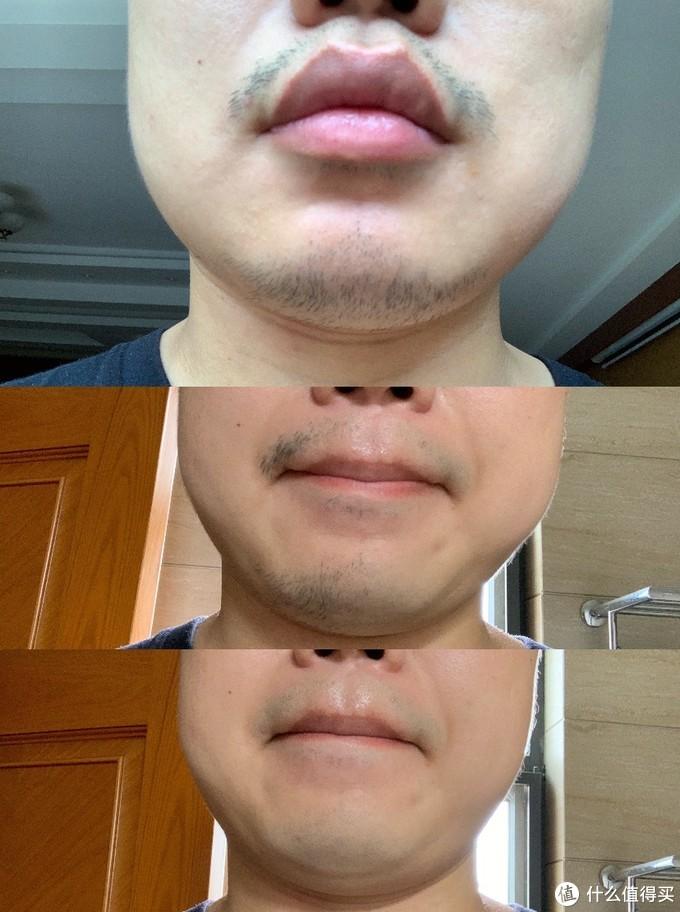 只有巴掌大的剃须刀,焕醒SG199跟屁虫电动剃须刀