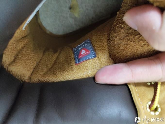 12909的内里是织物的,而不是像10061那样是真皮的。