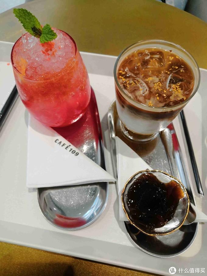 「CAFE109」里的蜜瓜舒芙蕾,颜值赛高!