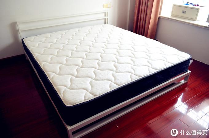 """""""抗战""""八年终换床,理想极简大碰撞--ZINUS际诺思 床和床垫使用感受"""