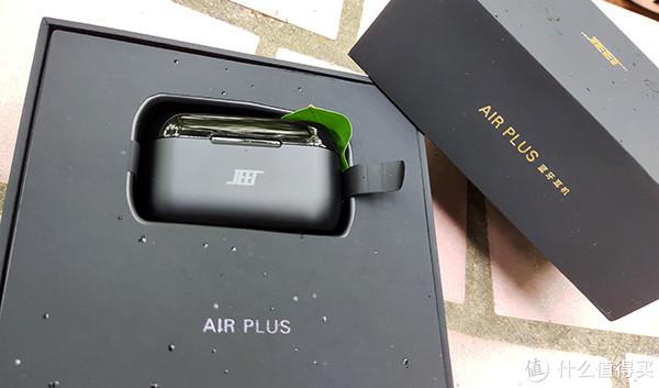 """解除""""线""""制,释放空间——JEET AIR PLUS蓝牙耳机上手评测"""
