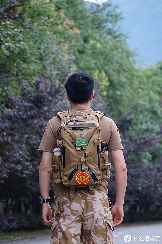 YH GEAR 神秘兵器 双肩包,值得拥有!