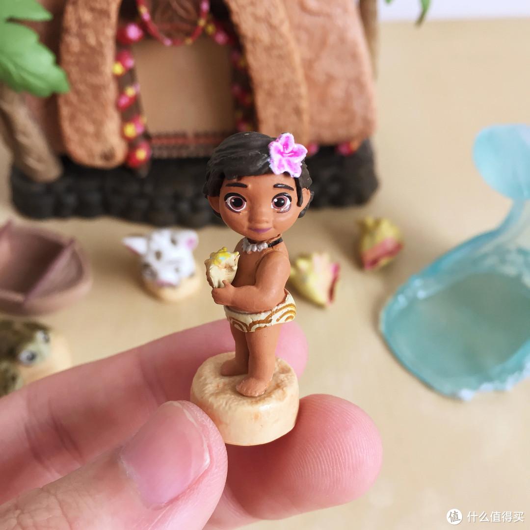 玩具测评丨Disney迪士尼海洋奇缘公主小屋
