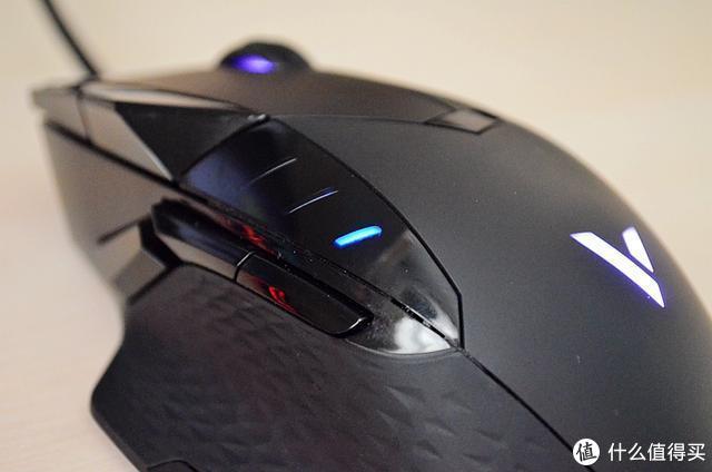 碉堡了,雷柏VT300S鼠标DPI最高可达16000,游戏者的福音