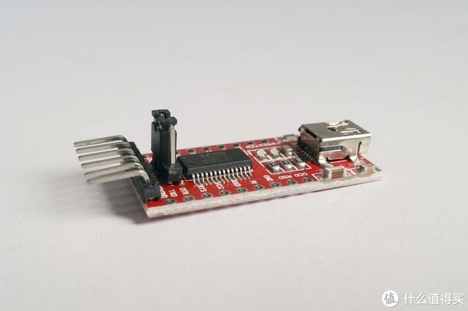 FT232RL 编程器开箱晒物