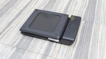 小米生态链WalkingPad走步机A1Pro外观展示(走步带 尺寸 滚轮 配件)