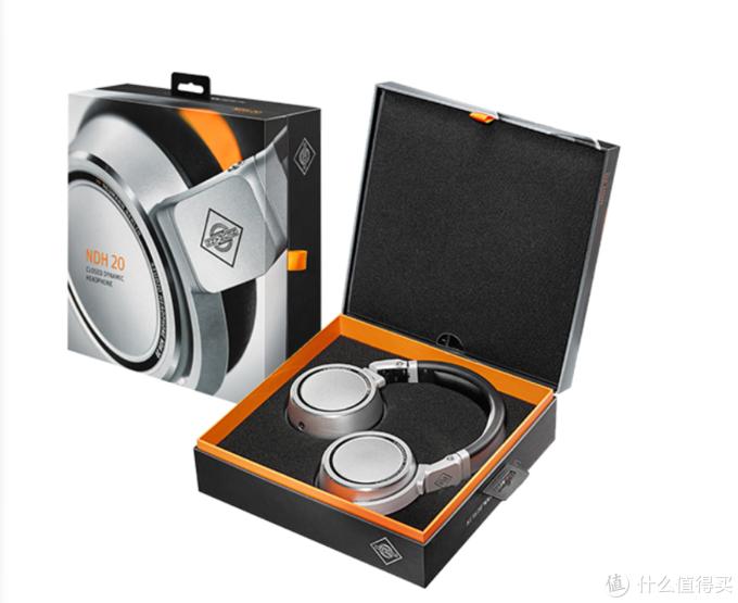 《德国Neumann 乍现之作NDH-20耳机  HIFI,专业监听,相得益彰