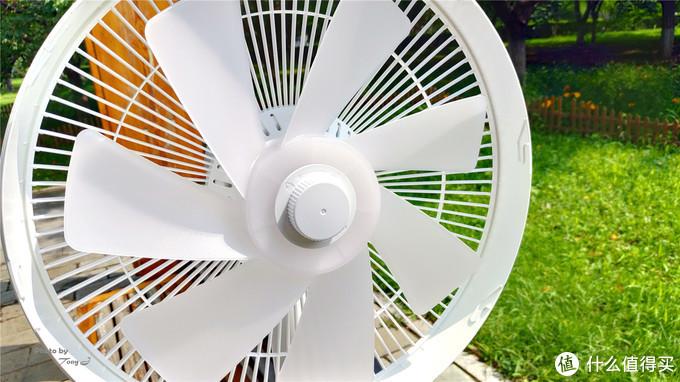 米家直流变频落地扇1X——给这个夏日带来丝丝清新的风