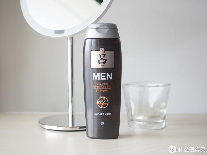 吕男士参澈控油洗发水