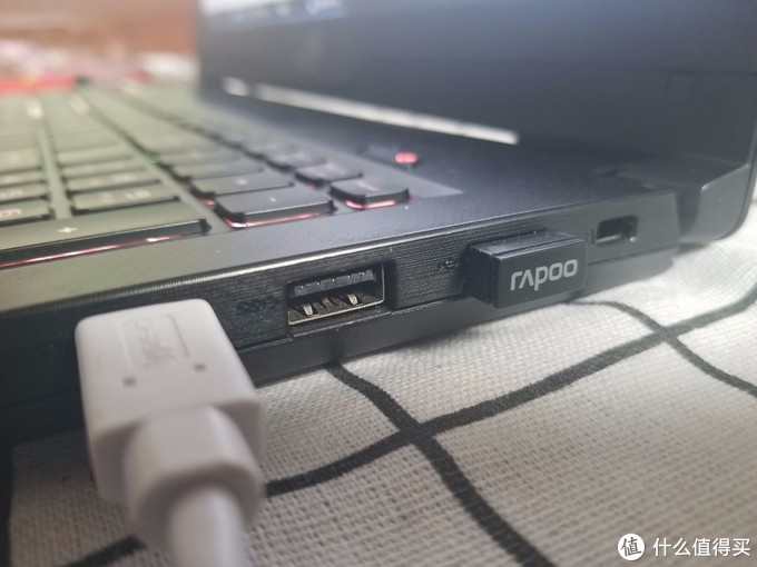 鼠标也玩布艺:雷柏M200 Plus多模蓝牙无线鼠标使用体验