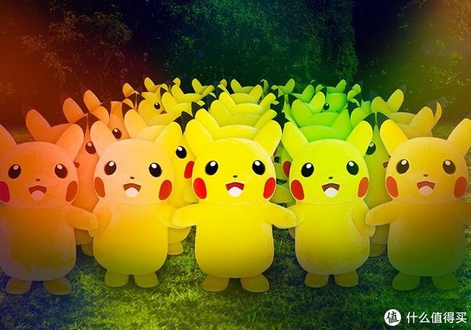 重返宝可梦:腾讯天美工作室宣布与宝可梦公司合作开发新游戏