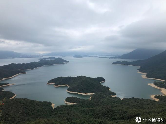 香港最大的淡水湖 — 船湾湖