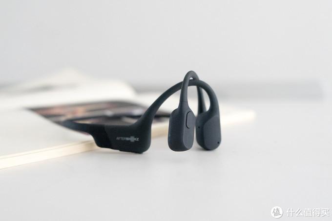 体验AfterShokz韶音 AS800 Aeropex 骨传导蓝牙耳机