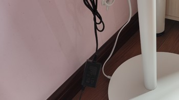 小米直流变频风扇1X外观展示(按键|电池)