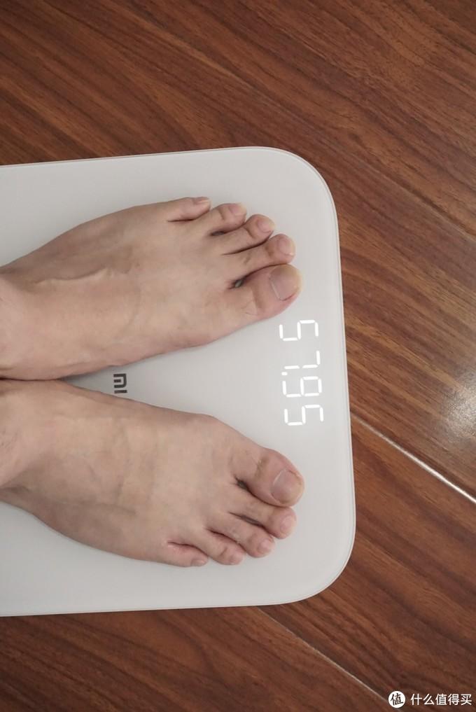 小米体重秤2  体验小记