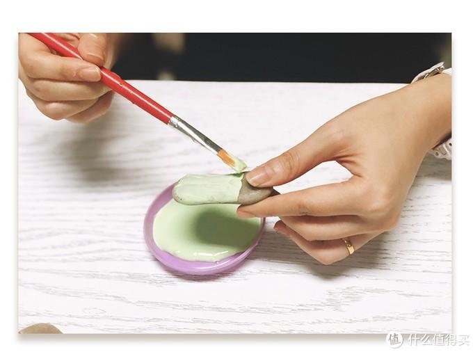 宝妈必学的彩绘石头画  宝宝手工作业再也不发愁!
