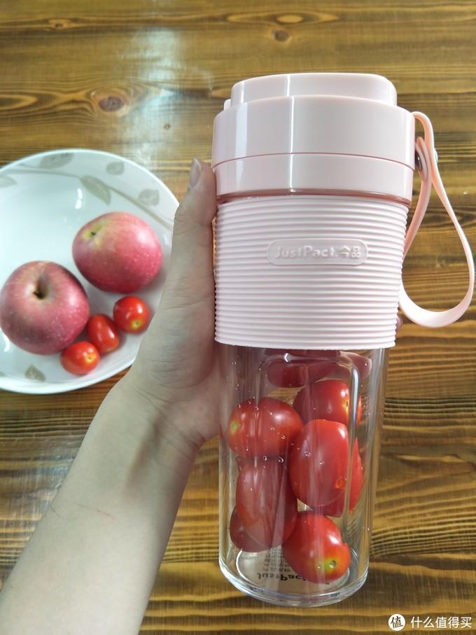 省事高效的营养果汁,今品便携榨汁杯体验