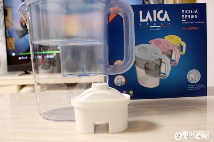方便高效 健康饮水:莱卡LA35EN-B净水壶体验