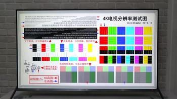 TCL55V2 55电视使用总结(分辨率 屏幕 漏光 条纹)