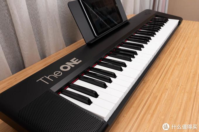 时尚又实用的入门电子琴体验!The ONE智能电子琴Air
