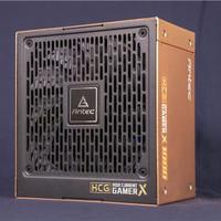 安钛克HCG-X1000电脑电源开箱晒物(外壳|风扇|线材)