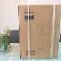 飞利浦 ADD6800 过滤净饮机开箱晒物(托盘|水箱|滤芯)