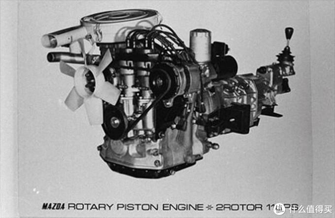 世界首次量产的双转子发动机