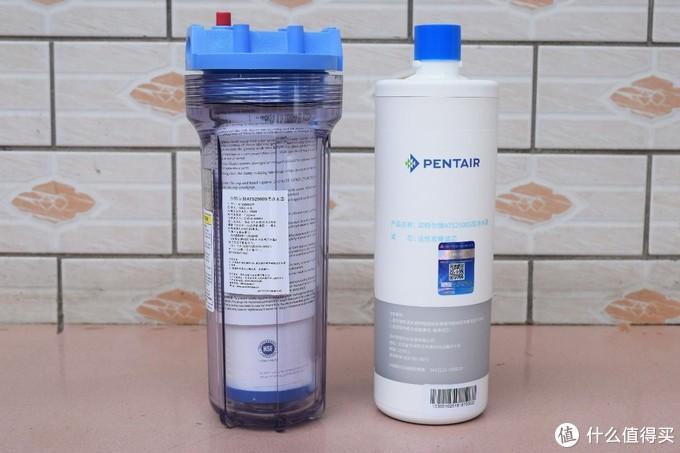 即装即用、更换方便,滨特尔ATS2500S净水器体验