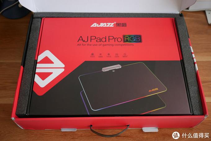 可以尽情玩的键鼠套装 - AJAZZ 黑爵RGB联动系列套装