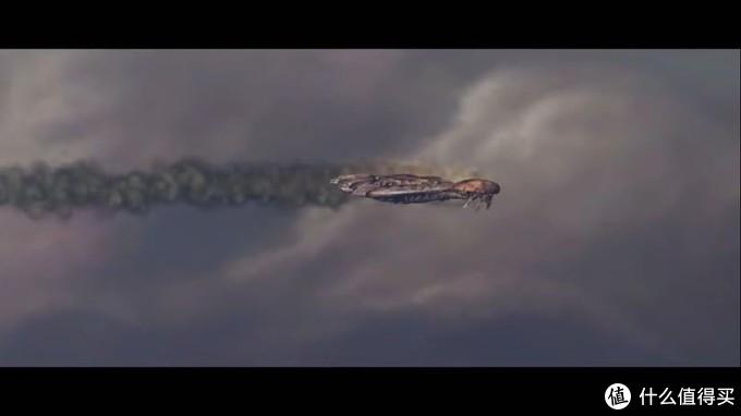洪魔感染的战舰还有3秒到达战场