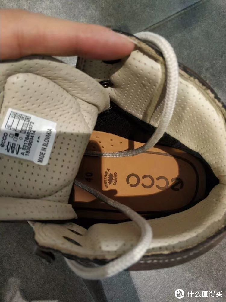 ecco爱步 商务正装休闲运动户外鞋 一览