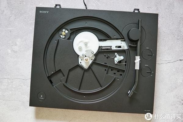 唱片机本体