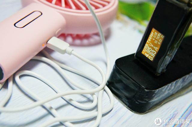 自由便携,随享清风:ORICO手持USB小风扇体验