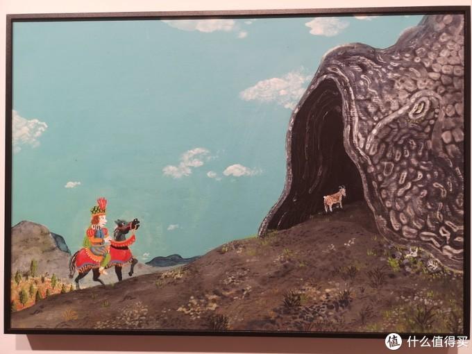 【展会观察员】魔都西班牙插画家马索尔与塞拉精选作品展