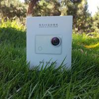 海鸟4K运动相机外观展示(适配器|颜色|屏幕|触摸屏|开关键)