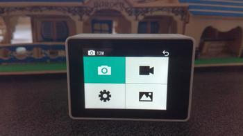海鸟4K运动相机使用总结(操作|菜单|设置|界面)