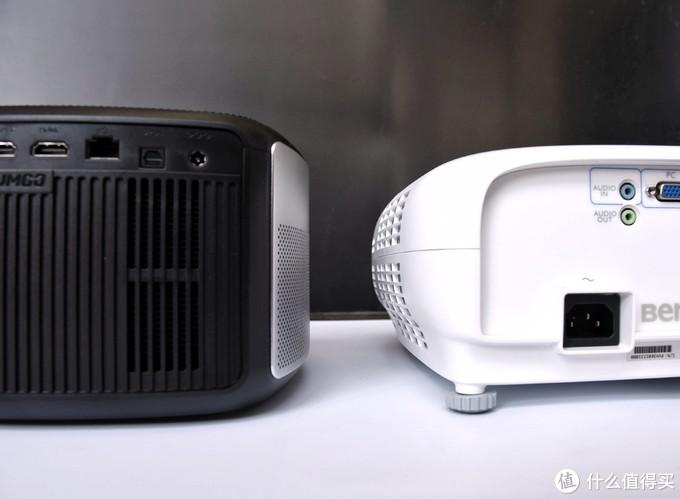 投影机光源该选灯泡还是LED?—热门4K机型明基TK800M&坚果X3对比评测