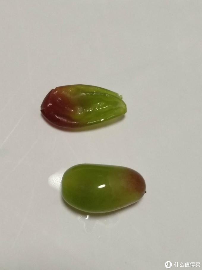 茉莉香味的紫绿色小葡萄(入口清凉口味,后感茉莉花香)天下第一好吃的葡萄