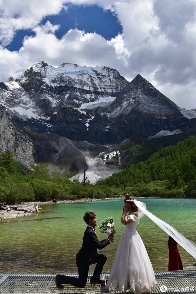 这个地方真是用生命来拍婚纱照