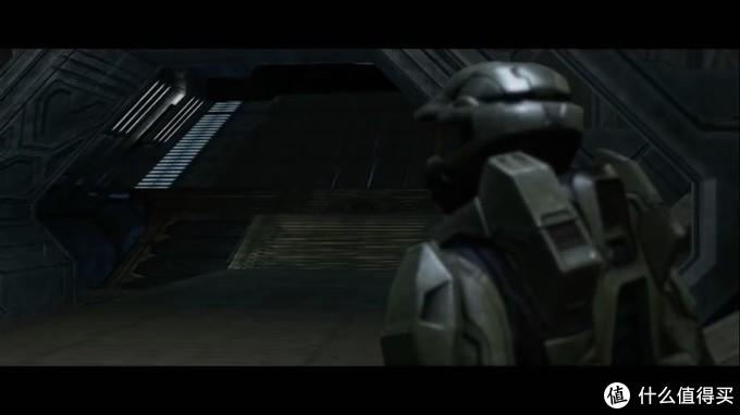 士官长看到Cortana的幻影,神风烈士表示啥都没看到