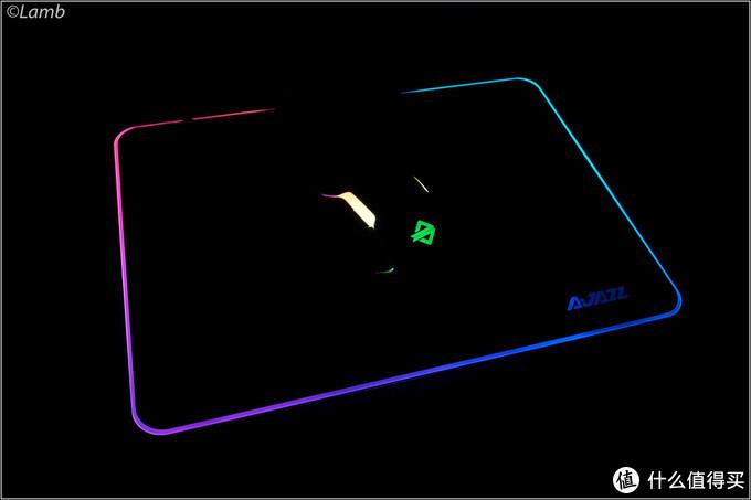 RGB就是力量——黑爵三剑客键鼠套装体验