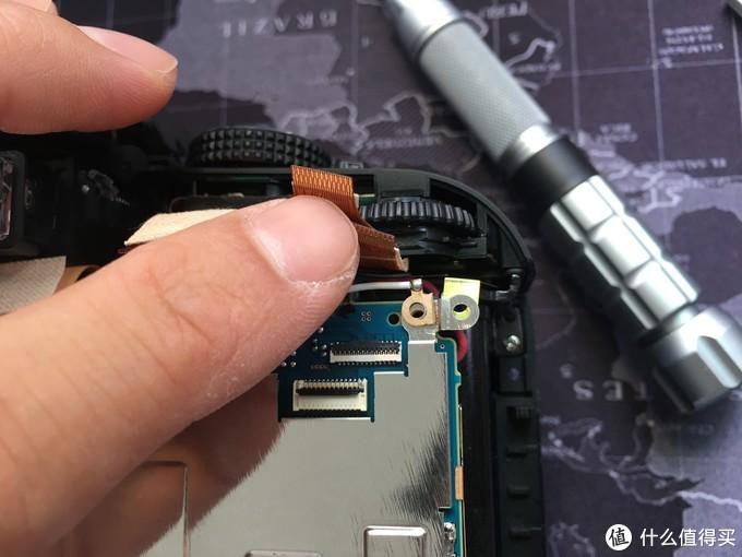 一次拆D5300的过程笔记