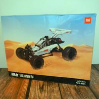 米兔积木沙漠赛车使用总结(轮胎 手册)