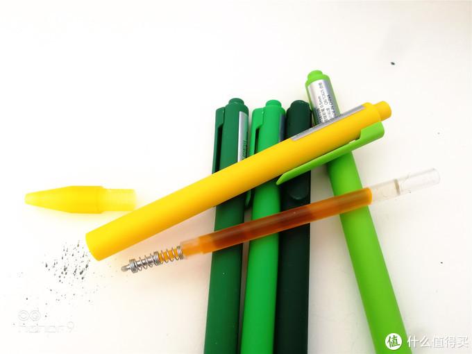 色彩实验室—kinbor彩色中性笔开箱