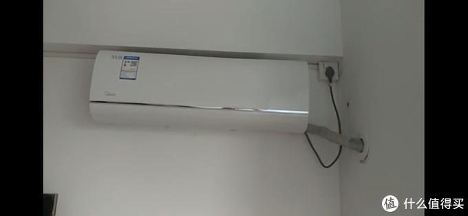 中央空调改柜机挂机组合实践